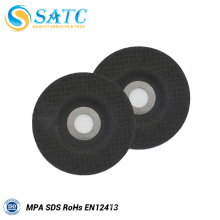 Professional high quality abrasive flap disk with fiberglass backing About